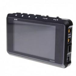 Nano DSO203 DS203 Professional Digital Oscilloscope 4 Channel 72MS/s