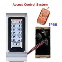ENNIO SY5000WR RFID Proximity Door Access Controller Waterproof IP68 Lock Alarm + Remote Control