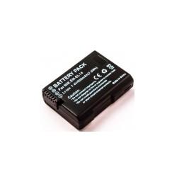 Bateria para câmara compatível com Nikon EN-EL14 7.4V 950mAh 7.0h Li-Ion