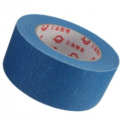 50mmx50m 50mm Wide 3D Printer Blue Tape Reprap Bed Tape Masking Tape For 3D Printer Parts