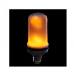 Lâmpada LED Com Efeito de Chama E27 5W 25000H