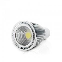 Lâmpada de LED COB GU10 7W 420-500Lm 30.000H