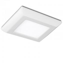Placa de LEDs Quadrada Style 80 x 80mm 3W 230Lm 30.000H