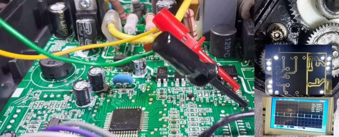Electrónica Reparações